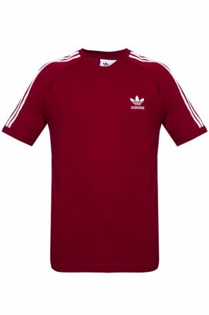 T-shirt with an embroidered logo od ADIDAS Originals