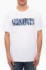 AllSaints 'Draco' T-shirt with logo
