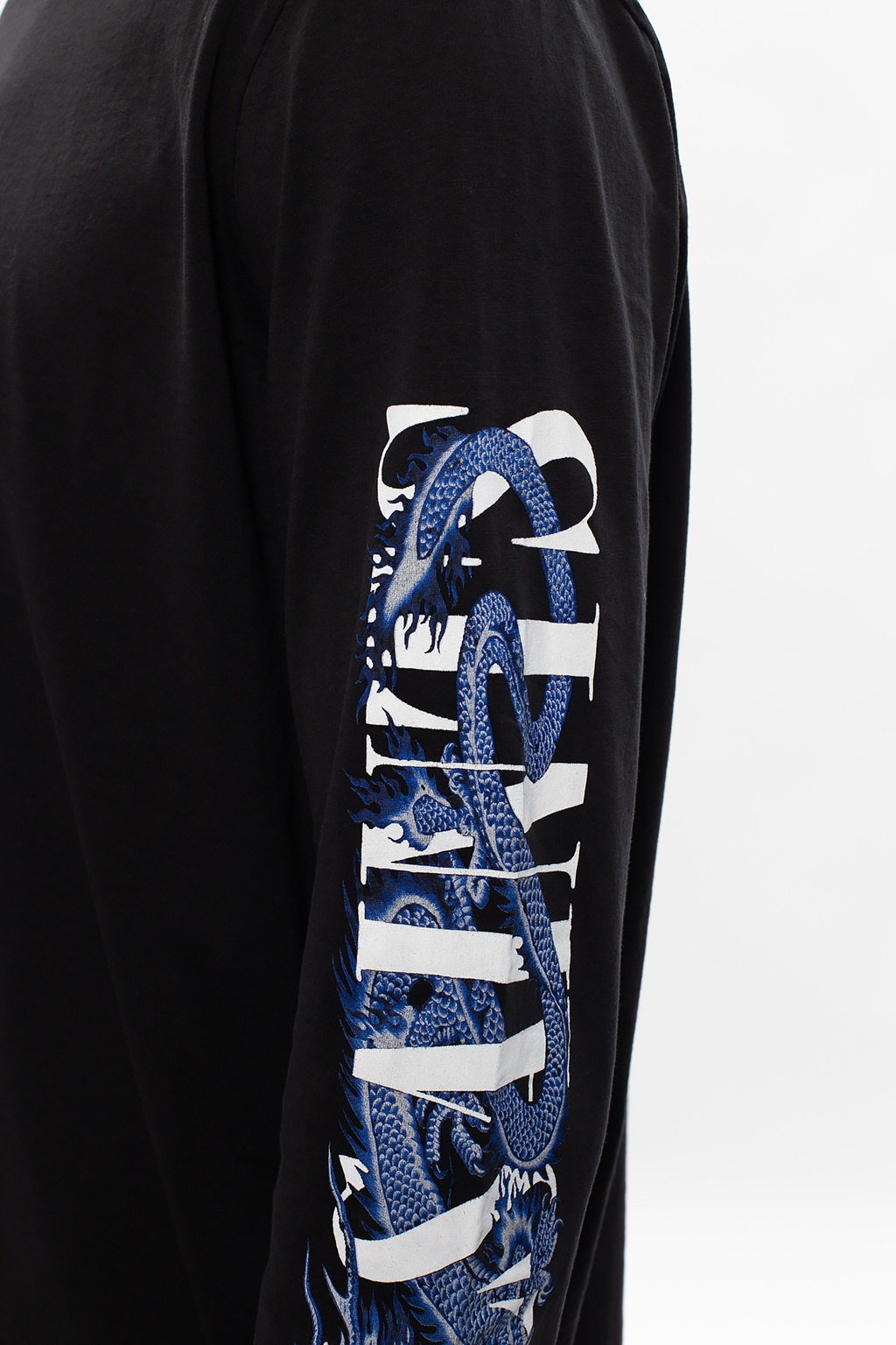 AllSaints 'Draco' long sleeve T-shirt