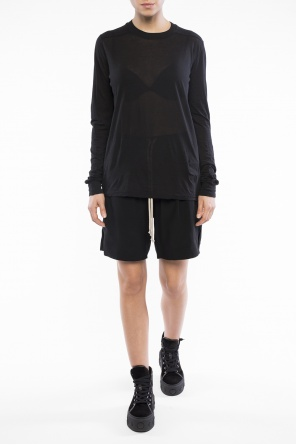 T-shirt with long sleeves od Rick Owens DRKSHDW