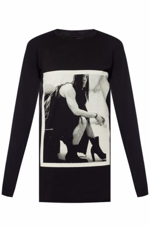 Long sleeve top od Rick Owens DRKSHDW