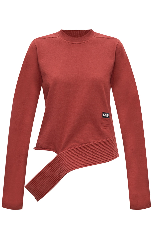 Rick Owens DRKSHDW Branded sweatshirt