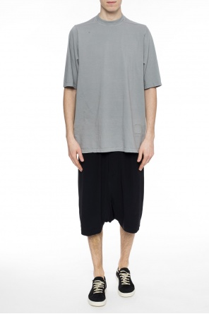 T-shirt with round neck od Rick Owens DRKSHDW