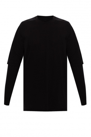 Double-layered t-shirt od Rick Owens DRKSHDW