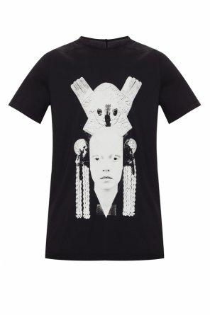 Printed t-shirt od Rick Owens DRKSHDW