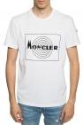 Logo-printed t-shirt od Moncler