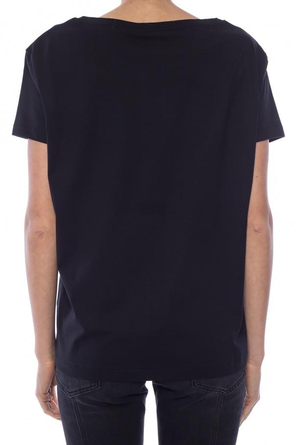Acne T-shirt z okrągłym dekoltem R2wy9lCE