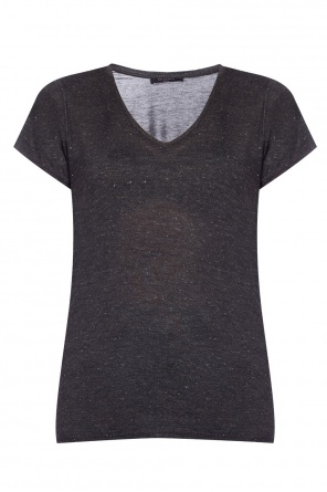'emelyn' v-neck top od AllSaints