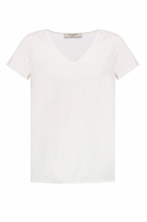 'emelyn tonic tee' v-neck t-shirt od AllSaints