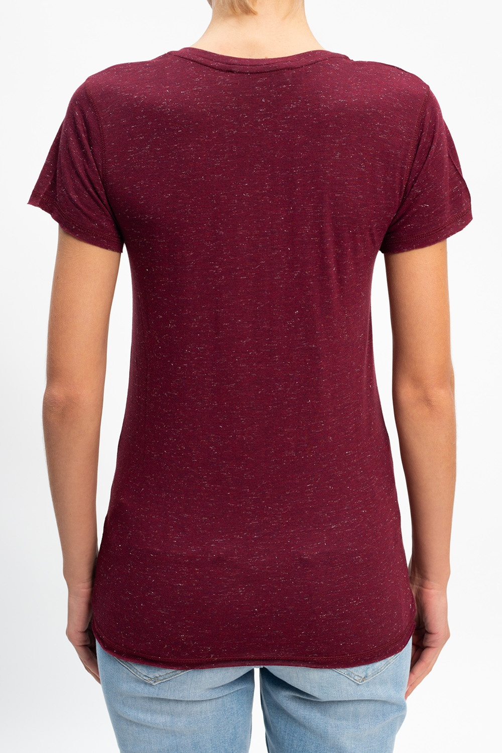 AllSaints 'Emelyn' V-neck T-shirt