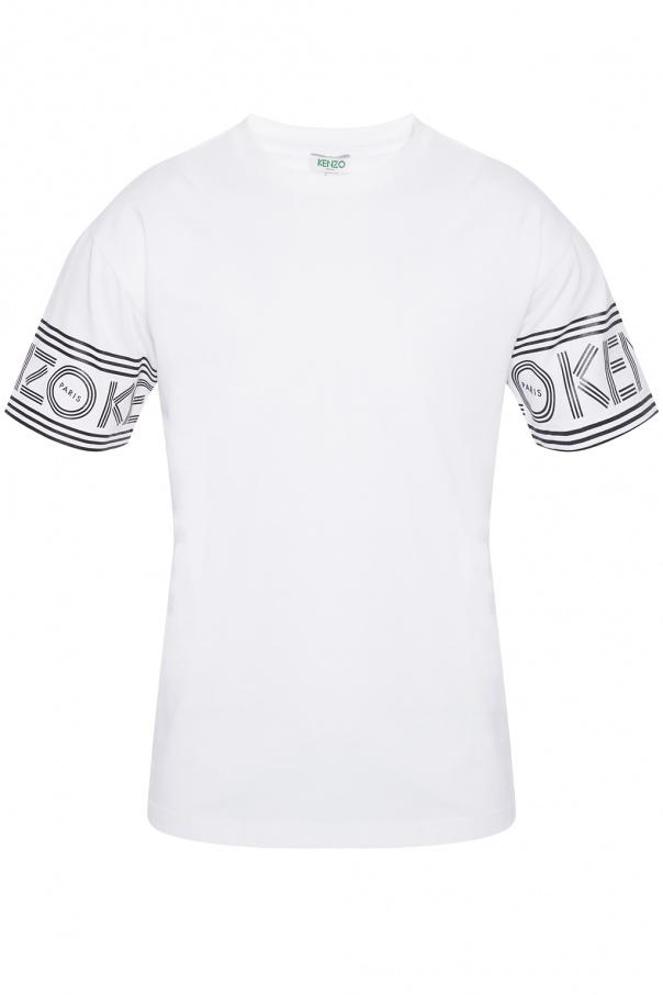 Kenzo Logo-printed T-shirt