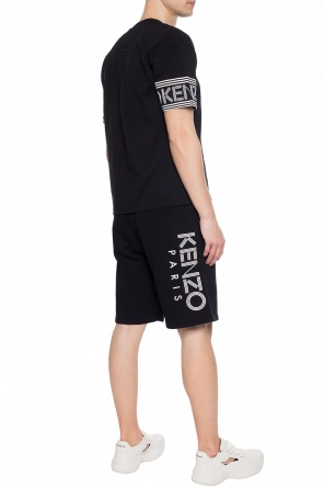 Logo-printed t-shirt od Kenzo