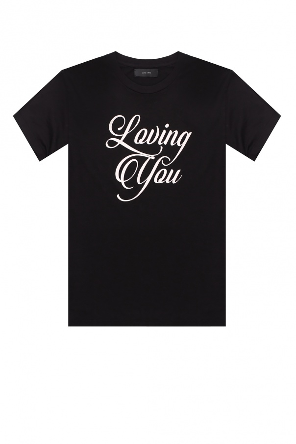 Amiri Printed T-shirt