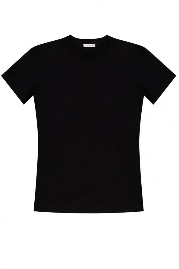 Moncler Logo-patched T-shirt