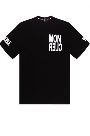 Logo-printed t-shirt od Moncler Grenoble