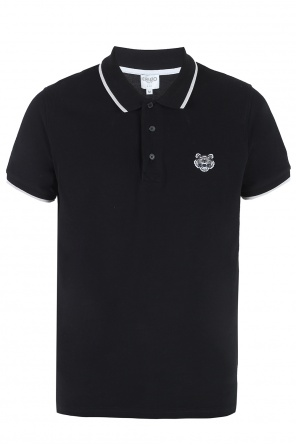 Patched polo od Kenzo