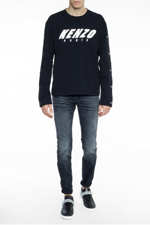 T-shirt with long sleeves od Kenzo