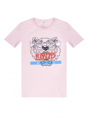 Logo t-shirt od Kenzo