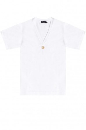 T-shirt with logo od Dolce & Gabbana