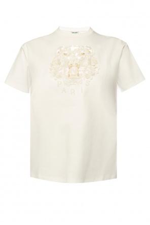 T-shirt with logo od Kenzo