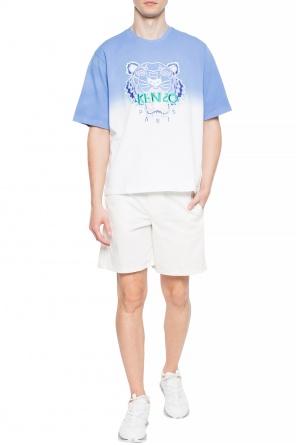 T-shirt z logo od Kenzo