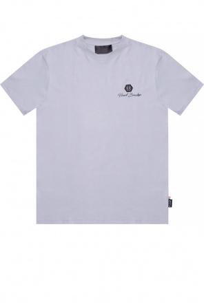 T-shirt with logo od Philipp Plein