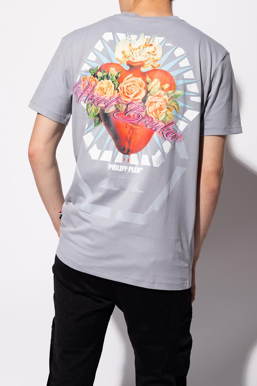 Philipp Plein T-shirt z logo