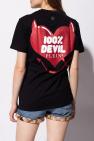 Philipp Plein T-shirt z nadrukiem