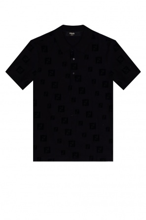 Polo shirt with logo od Fendi