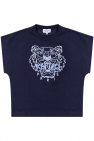 Kenzo T-shirt with tiger motif