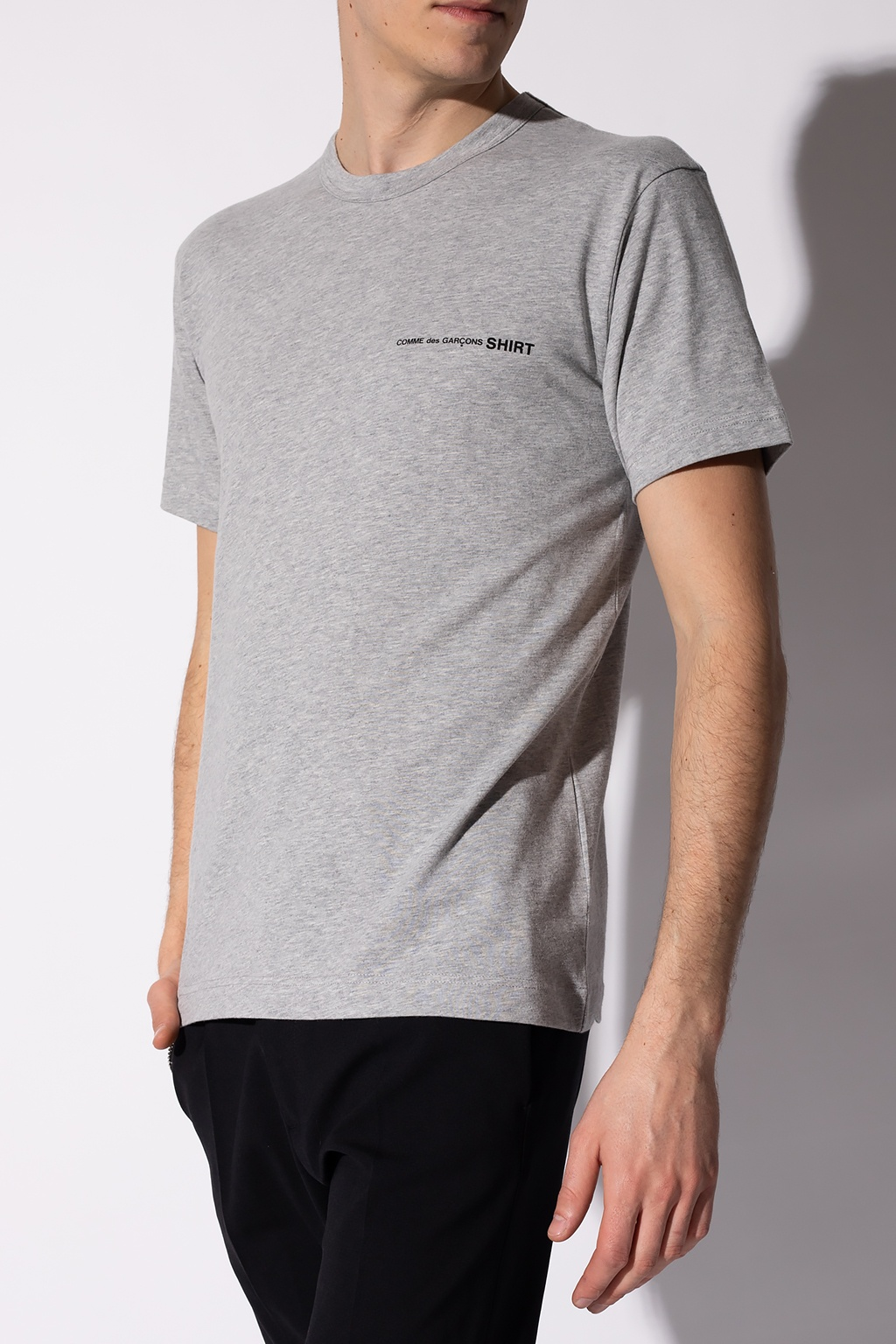 Comme des Garcons Shirt T-shirt with logo