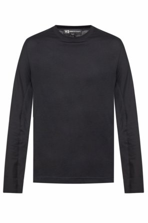 T-shirt with long sleeves od Y-3 Yohji Yamamoto
