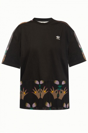 Floral t-shirt od ADIDAS Originals