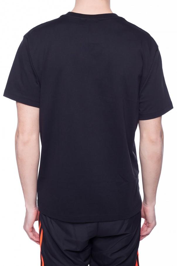 ADIDAS Originals T-shirt z logo dLwFHGHt