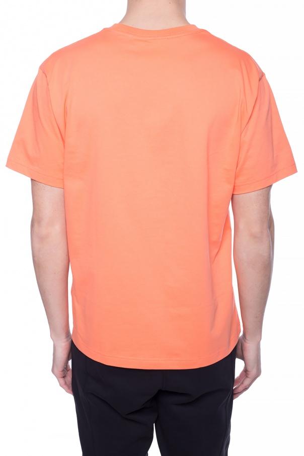 ADIDAS Originals T-shirt z logo 9deSj8jO