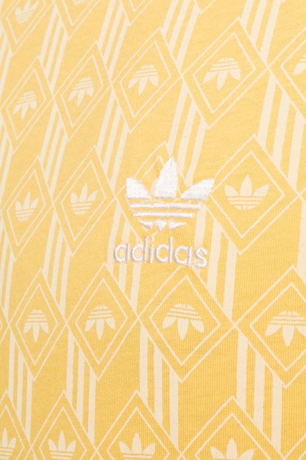 ADIDAS Originals T-shirt ze wzorem z logo PMsUraEg