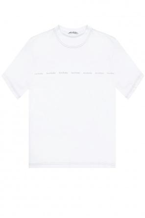 Logo t-shirt od Acne Studios