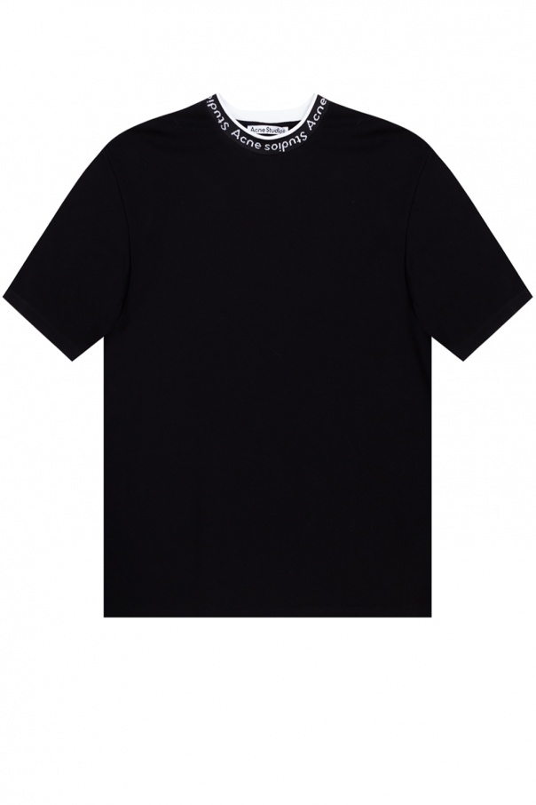 Acne Studios Logo T-shirt