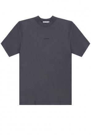 T-shirt with logo od Acne Studios