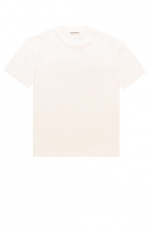 T-shirt with logo od Acne