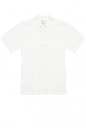 Polo shirt with logo od Y-3 Yohji Yamamoto