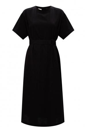 Dress with belt od Y-3 Yohji Yamamoto