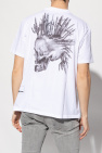 AllSaints 'Forsaken' printed T-shirt