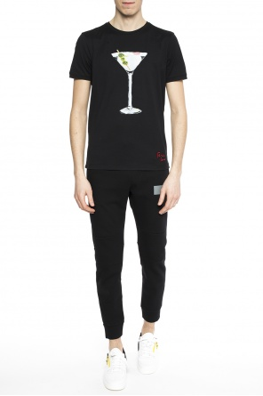 Crewneck t-shirt od Fendi