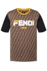 标识t恤 od Fendi