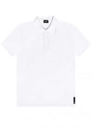 Polo shirt with logo od Fendi