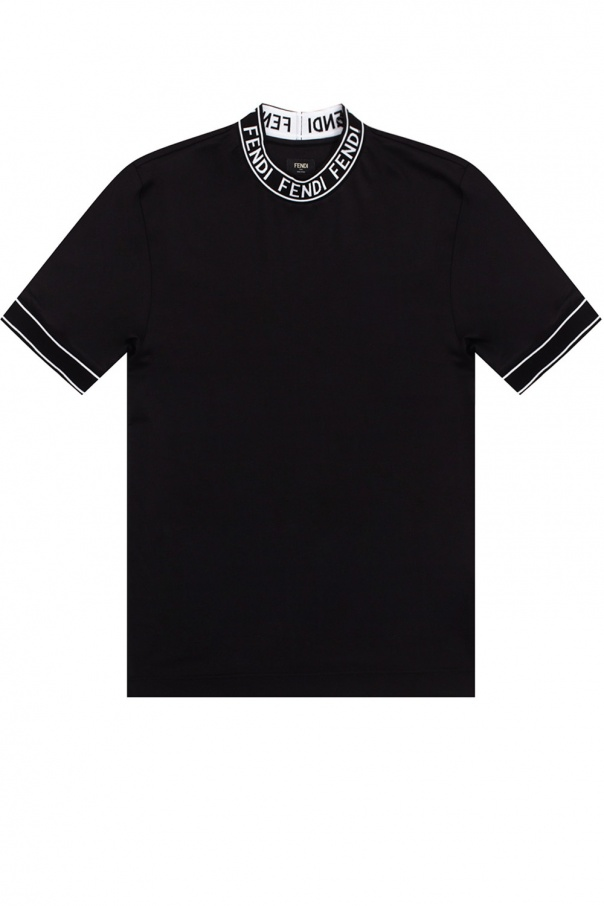 Fendi Logo T-shirt