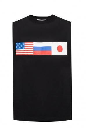 9117b8d5613eb2 ... Round neck t-shirt od Gosha Rubchinskiy