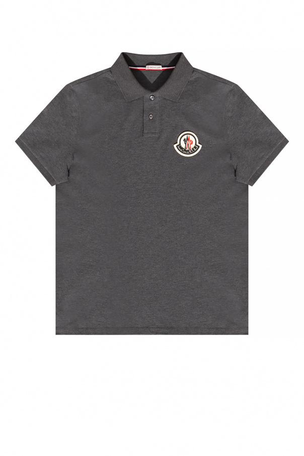 Moncler Polo z logo