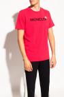 Moncler T-shirt z logo